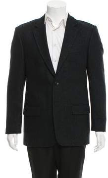 Marc by Marc Jacobs Woven Two-Button Blazer