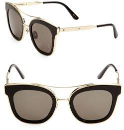 Bottega Veneta 51MM Cat Eye Sunglasses