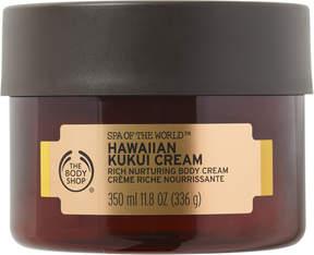 The Body Shop Spa Of The World Hawaiian Kukui Cream
