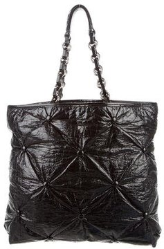 Dolce & Gabbana Miss Quilt Tote - BLACK - STYLE