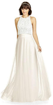 Dessy Collection S2977 Dress In Ivory