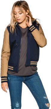 Element Coach Varsity Jacket