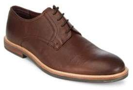 Ben Sherman Brent Plain Toe Leather Oxfords