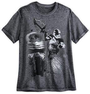 Disney Kylo Ren & First Order T-Shirt for Men - Star Wars: The Last Jedi
