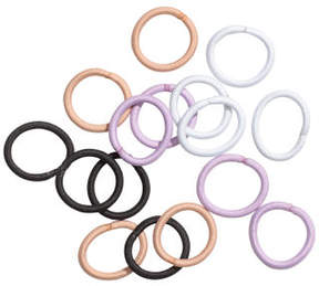 H&M 16-pack hair elastics - Purple