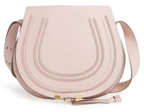 Chloe 'Marcie - Medium' Leather Crossbody Bag - White