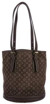 Louis Vuitton Mini Lin Petit Bucket Bag
