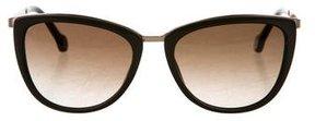 Carolina Herrera Tinted Cat-Eye Sunglasses