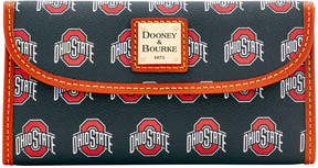 Dooney & Bourke NCAA Ohio State Continental Clutch - OHIO STATE - STYLE