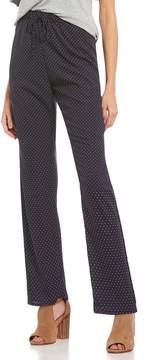 Gibson & Latimer Dot Printed Pant