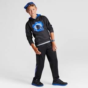 Champion Boys' Printed Tech Fleece Pullover Hoodie