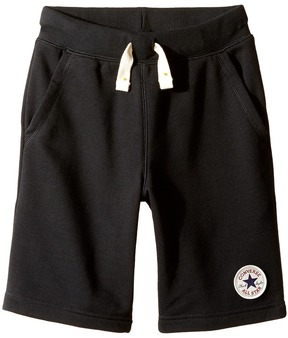 Converse Core French Terry CTP Shorts (Big Kids)
