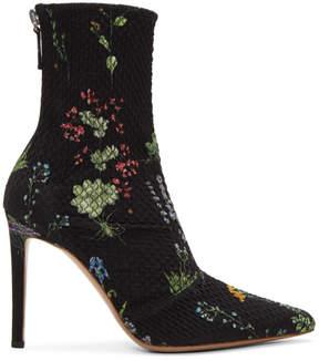 Altuzarra Black Elliot Boots