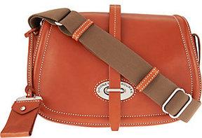 Dooney & Bourke As Is Florentine Toscana Small Saddle Bag