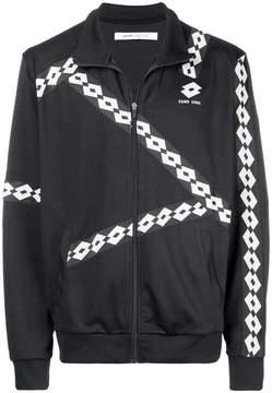 Damir Doma zipped longsleeved jacket