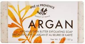 Pre de Provence Argan Shea Butter Exfoliating Soap by 150g Soap Bar)