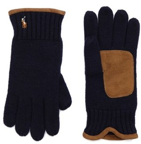 Polo Ralph Lauren Men's Classic Luxe Merino Wool Gloves