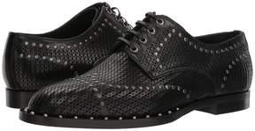 Dolce & Gabbana Wingtip Oxford Men's Shoes