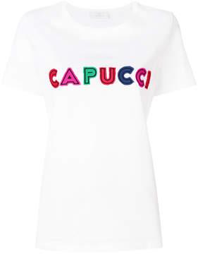 Capucci logo print T-shirt