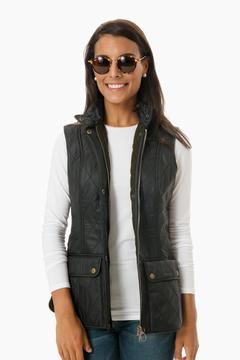 Barbour Black Wray Gilet