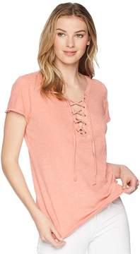 Billabong Let Loose Knit Top Women's Clothing