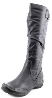 Hush Puppies Alternative_18bt Round Toe Synthetic Knee High Boot.