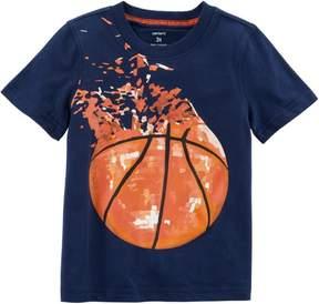 Carter's Toddler Boys Basketball T-Shirt
