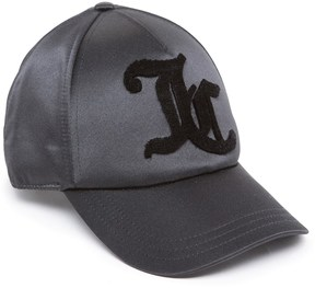 Juicy Couture Satin Baseball Hat