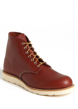 Red Wing Shoes 6\ Round Toe Boot
