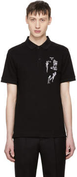 McQ Black Rated X Polo