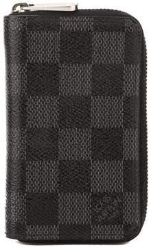 Louis Vuitton Damier Graphite Canvas Zippy Coin Purse - GRAPHITE - STYLE