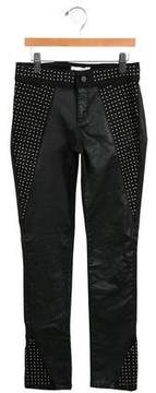 DL1961 Girls' Embellished Coated Jeans w/ Tags