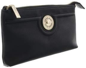 Versace EE3VRBPL3 Black Wallet on Chain