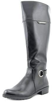 Alfani Womens Jadah Closed Toe Knee High Riding Boots.