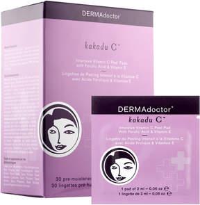 Dermadoctor Kakadu C Intensive Vitamin C Peel Pads with Ferulic Acid & Vitamin E