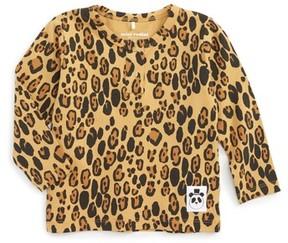 Mini Rodini Infant Boy's Leopard T-Shirt
