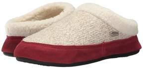 Acorn Mule Ragg Women's Slippers