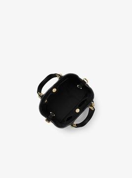 MICHAEL Michael Kors Brooklyn Small Leather Satchel