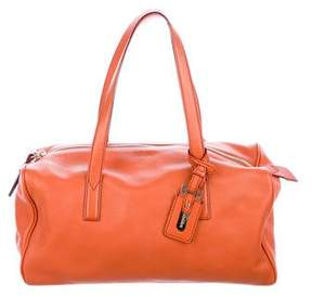 Max Mara Leather Duffle Bag