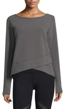 Athena Nancy Rose Performance Sweatshirt
