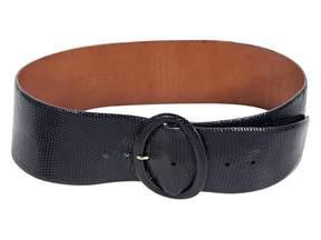 Ralph Lauren Lizard belt