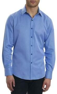 Robert Graham Jobson Textured Sport Shirt