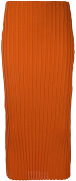 CHRISTOPHER ESBER ribbed tube skirt