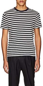 Officine Generale Men's Striped Cotton Jersey T-Shirt