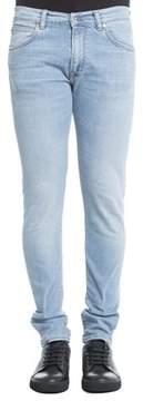 Edwin Men's Light Blue Cotton Jeans.