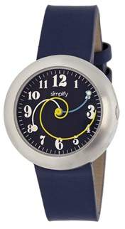 Simplify The 2700 Navy Watch.