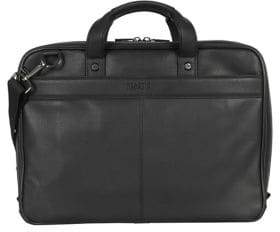 Kenneth Cole Reaction Slim Leather Briefcase