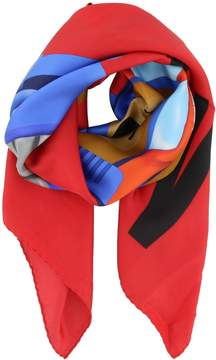 Moschino Transformers Scarf