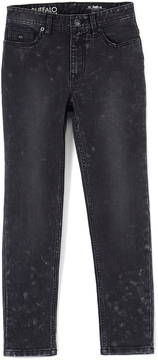 Buffalo David Bitton Midnight Wash Ash-X Skinny Stretch Pants - Boys