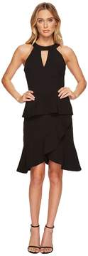 Adelyn Rae Kasi Ruffle Dress Women's Dress